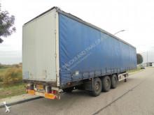 Schmitz Cargobull Tautliner / SAF / Discbrakes / NL Trailer semi-trailer
