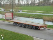 Schwarzmüller Platform / Twistlocks / Rungen / BPW / Discbrakes semi-trailer