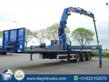 Royen flatbed semi-trailer