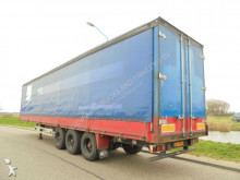 semirimorchio Pacton Tautliner / BPW / Sideboards / Sliding Roof / Backdoors / NL Trailer