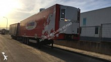 Krone multi temperature refrigerated semi-trailer