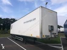 Fruehauf FOURGON 3 ESSIEUX PORTES ARMOIRES AVEC HAYON semi-trailer