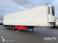semi remorque Schmitz Cargobull Tiefkühler Multitemp Doppelstock Trennwand
