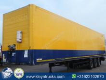 semi remorque Schmitz Cargobull TROCKENFRACHT KOFFER doppelstock