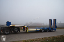 Schenk heavy equipment transport semi-trailer