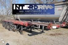 semirimorchio D-TEC semirimorchio portacontainer allungabile usato