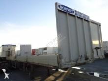 Trouillet Plateau droit , Susp air semi-trailer