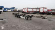 trailer Schmitz Cargobull 45FT HC, leeggewicht: 4.350kg, schijfremmen, NL-trailer, APK: 23/11/2019, 2x beschikbaar