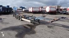trailer Krone 40FT HC, BPW, achter-uitschuifbaar, 4x beschikbaar