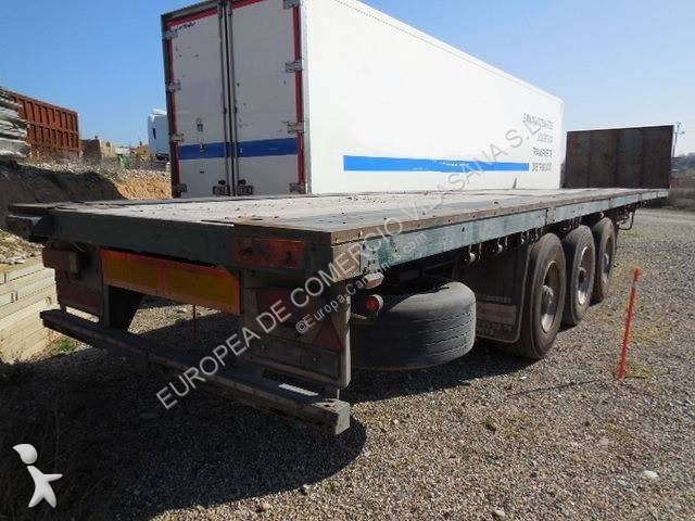 View images Fruehauf de ballestas semi-trailer
