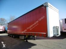 semi remorque Schmitz Cargobull 3 Achs Mega Liftachse Palettenkasten Hubdach