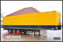 trailer Schmitz SKO 24, ISO Koffer, verzinkt, Portaltür, Doppelstock