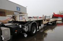 naczepa do transportu sprzętów ciężkich Trax