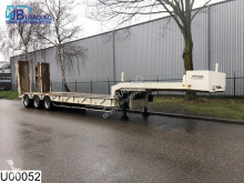Demico Lowbed 54000 KG, Steel suspension