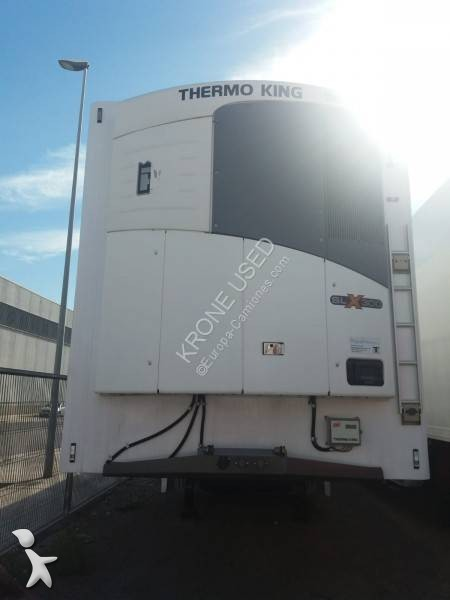 Refrigerated semi-trailer, 929 ads of second hand