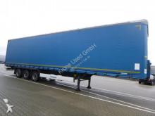 semi remorque Krone Mega Coil Schiebeplanen Sattelauflieger SDP 27 eLCQ41-CS M