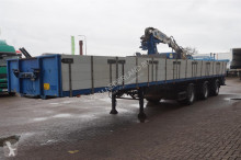 Bulthuis flatbed semi-trailer