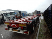trailer Nooteboom CT-53-04D 4 axle / Combi trailer / 2x steering axle