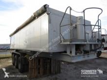 trailer Meierling Kipper Alukastenmulde Thermomulde 22m³