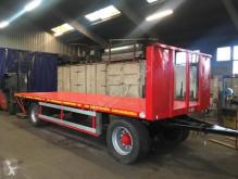 Trailor dropside flatbed semi-trailer
