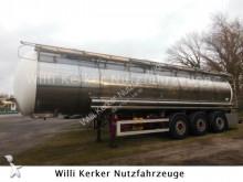 naczepa Schrader Tankauflieger 32 m³ V2A 7582