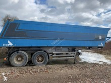 Stas 0-33/2FAK semi-trailer