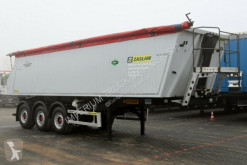 Zasław TIPPER 38 M3 / LIFTED AXLE / semi-trailer