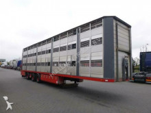 naczepa Fliegl WITH VANBORG 3-AXLE ANIMAL TRANSPORT BPW