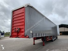 Feac tautliner semi-trailer