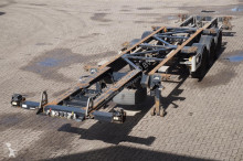 Van Hool Container chassis 3-assig/ multi semi-trailer