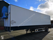 Contar B 1010 LZB / CITY / STEERING-AXLE / LIFT-DHOLLANDIA / L1060W250H265 semi-trailer
