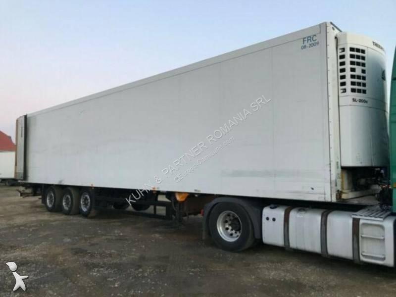 Semiremorca Schmitz Cargobull Thermo King SL200E