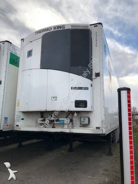 Semirimorchio Schmitz Cargobull