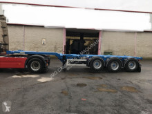 trailer onbekend D-TEC - FT 43 03V - EXTENSIBLE