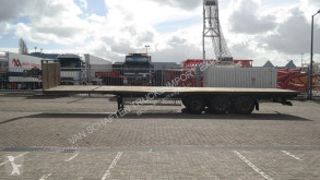 semi reboque Burg FLATBED TRAILER