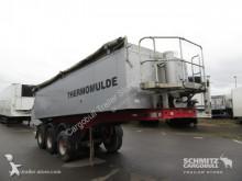Langendorf Kipper Alukastenmulde 22m³ Auflieger