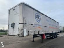Samro reel carrier tautliner semi-trailer