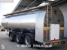 semirremolque Magyar SRP3 MEB 1 34.000 Ltr / 1 / Milk Liftachse Lenkachse Pumpe