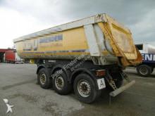 semirimorchio Schmitz Cargobull 3-Achs Kippmulde ca. 25m³ Liftachse Podest