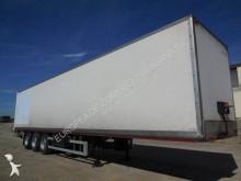 naczepa Lecitrailer furgon paquetero