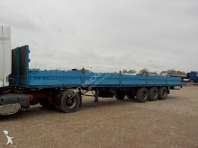 Burg flatbed semi-trailer