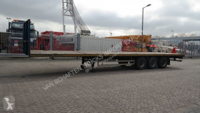 semi remorque Pacton FLATBED WITH TWISTLOCKS