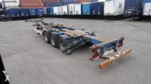 naczepa Krone 40FT HC-chassis, BPW, 1x extendable, 4x available