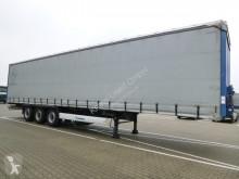 semi remorque Krone Schiebeplanen Sattelauflieger SDP 27 eLB4-CS K