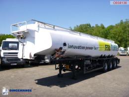 semi remorque nc Fuel tank alu 36 m3 / 1 comp