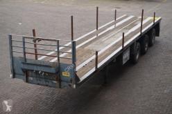 trailer Floor Oplegger 3-assig/ 2x stuuras