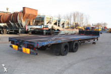 trailer onbekend semi stepframe trailer