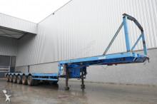 Nooteboom heavy equipment transport