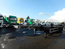 trailer Van Hool containerchassis