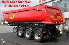 tweedehands trailer kipper